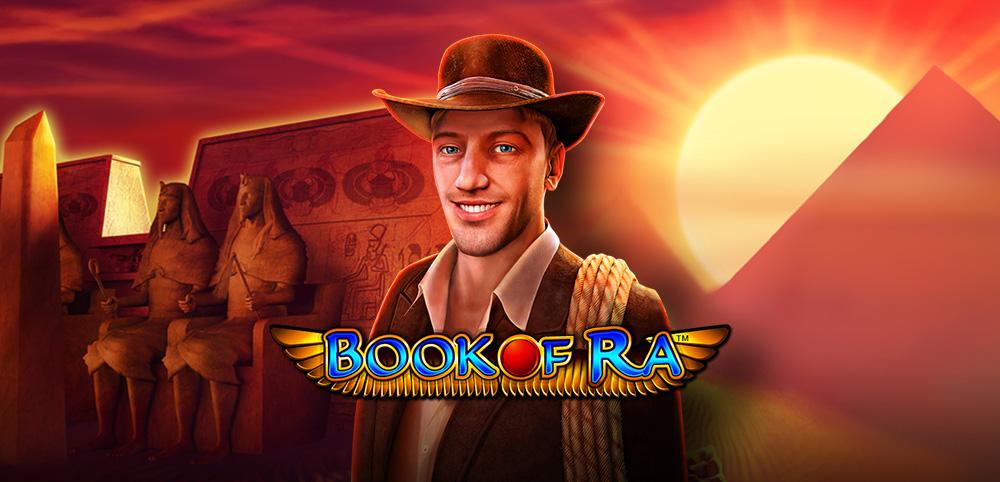 Jouer sur Book of Rah, Deluxe,