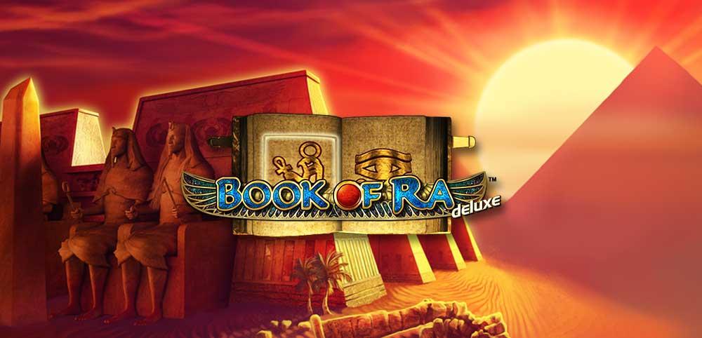 Jouez à Book of Ra Deluxe
