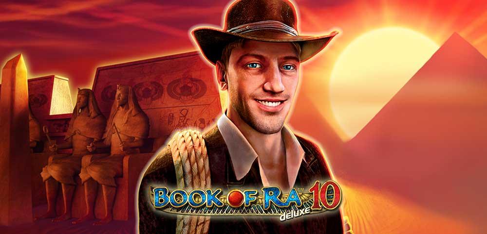 Book Of Ra Deluxe 10 Spielen