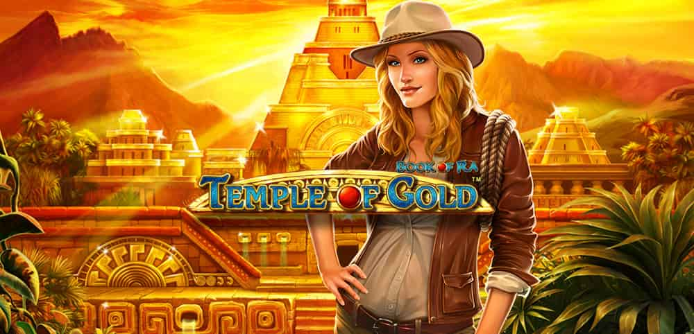 Book of Ra - Temple of Gold Spielen