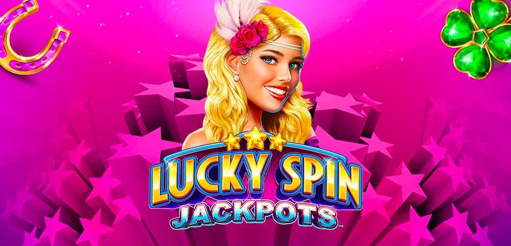Jouez à Lucky Spin Jackpots