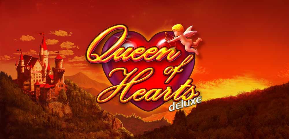 Queen of Hearts Deluxe Spielen