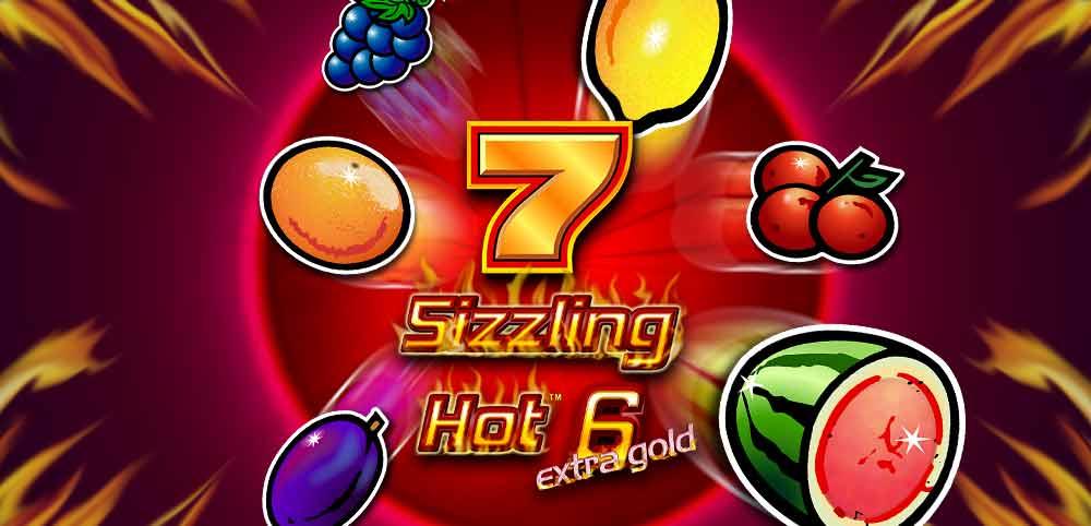 Jouez à Sizzling Hot 6 Extra Gold Version